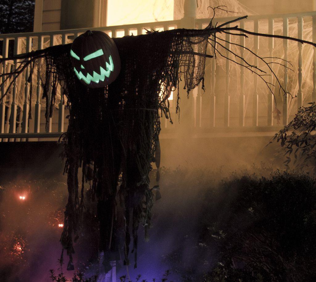 Halloween 2013 2 Yard haunt, Halloween 2013 and Scary halloween - scary halloween yard decorating ideas