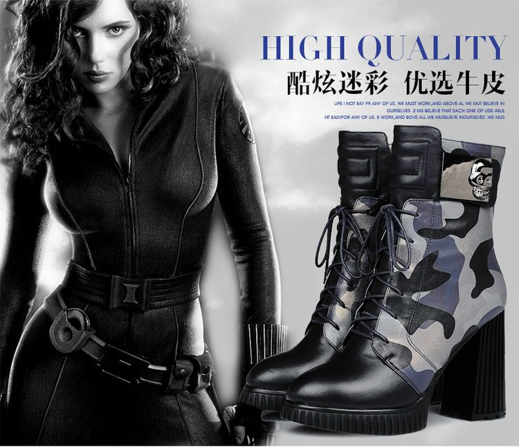 how to shine shoes military