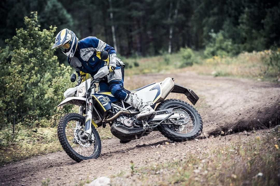 Light, powerful and a whole lot of fun! 701enduro