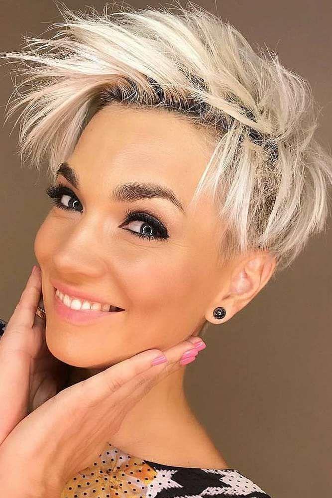 21 Short Hair Ideas To Take The Plunge Hair Pinterest Short