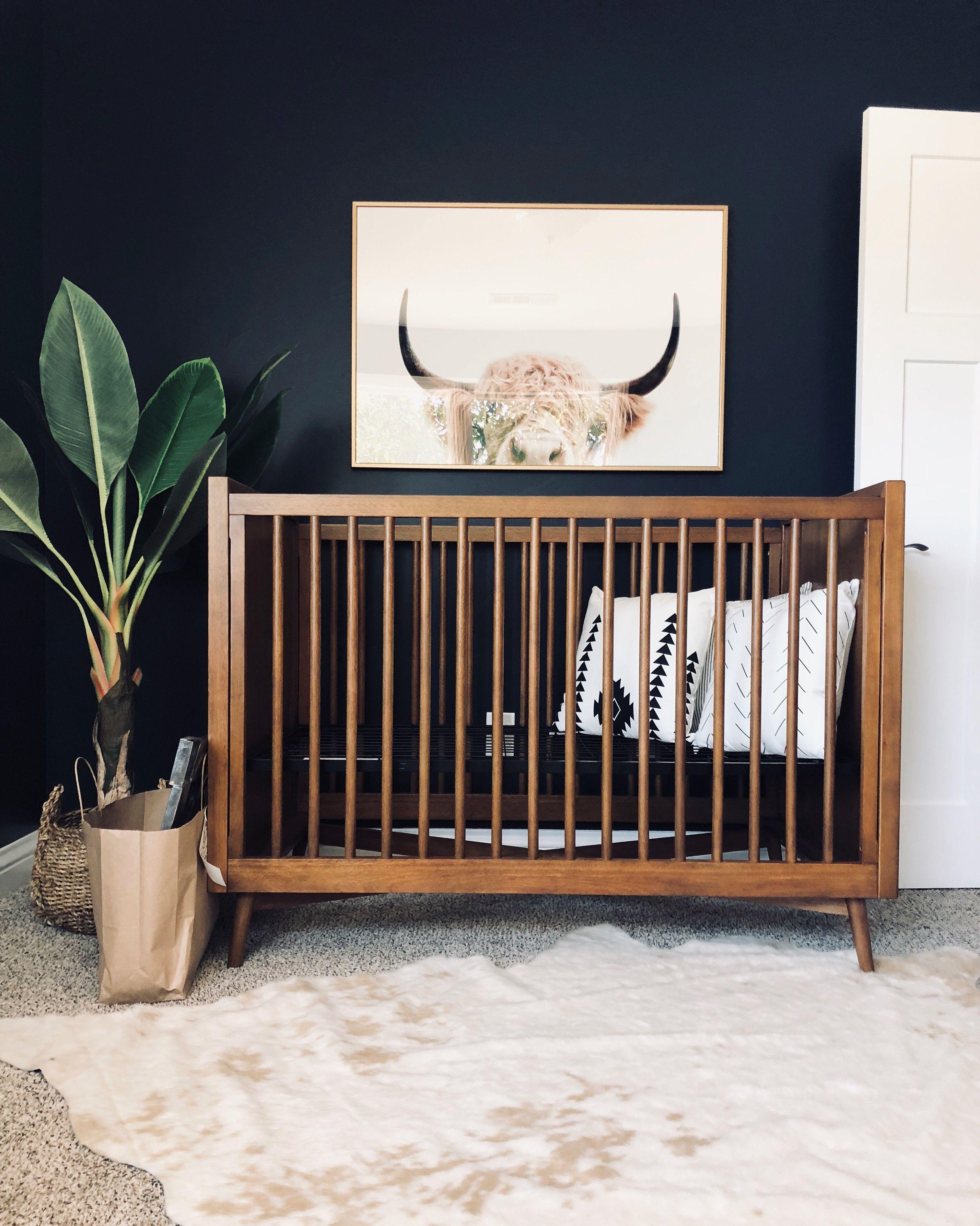 Modern Urban Boy Nursery Dunklewande In 2020 Nursery Baby Room