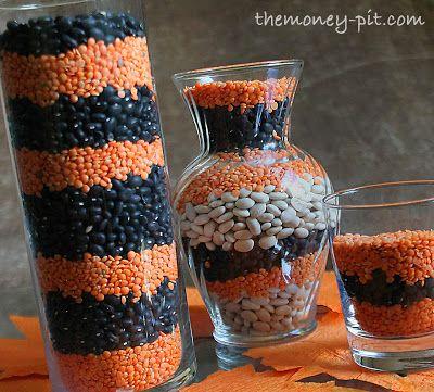 The Kim Six Fix Halloween Bean And Lentil Vase Filler Falli