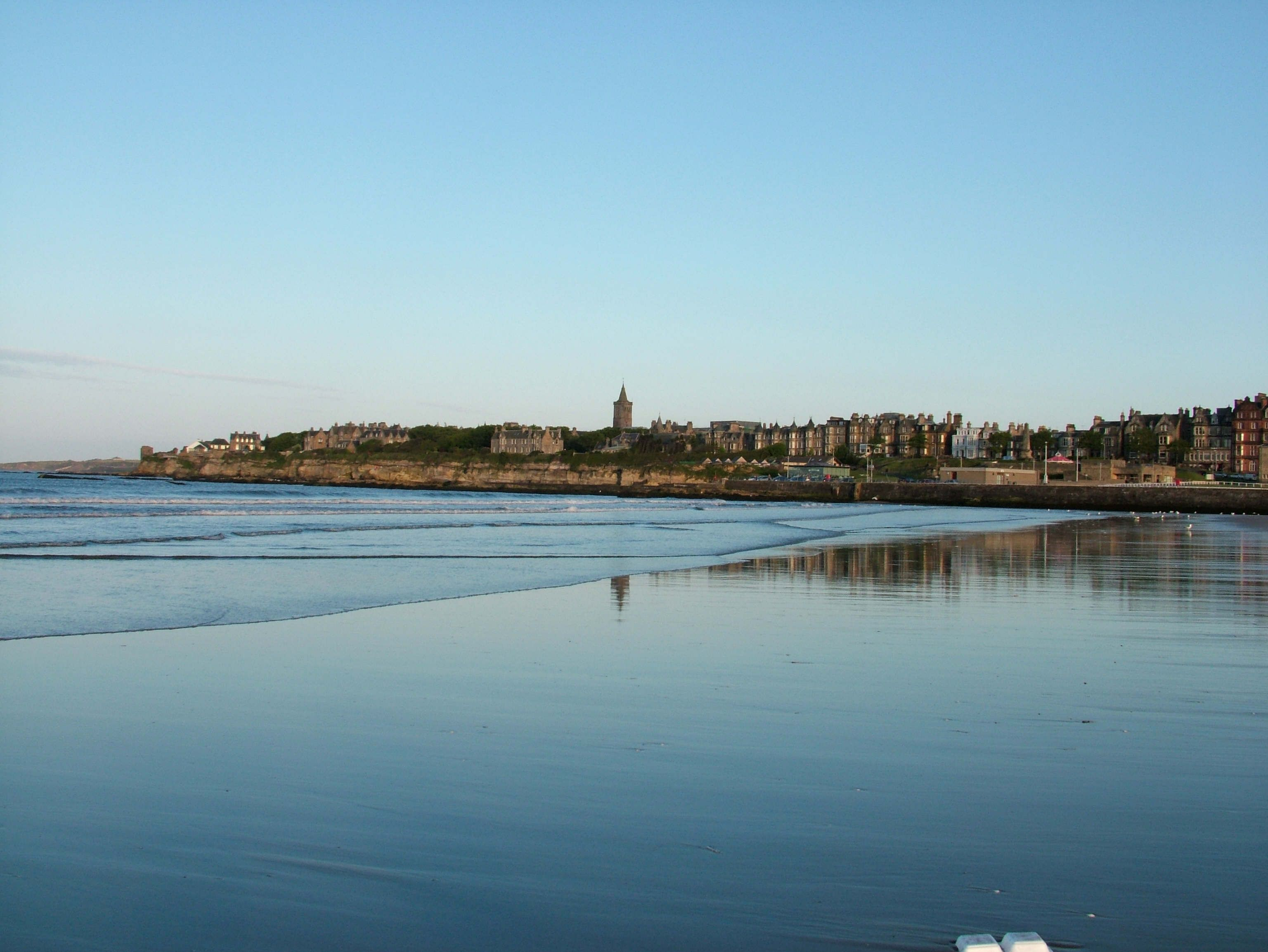 West Sands Beach à St Andrews