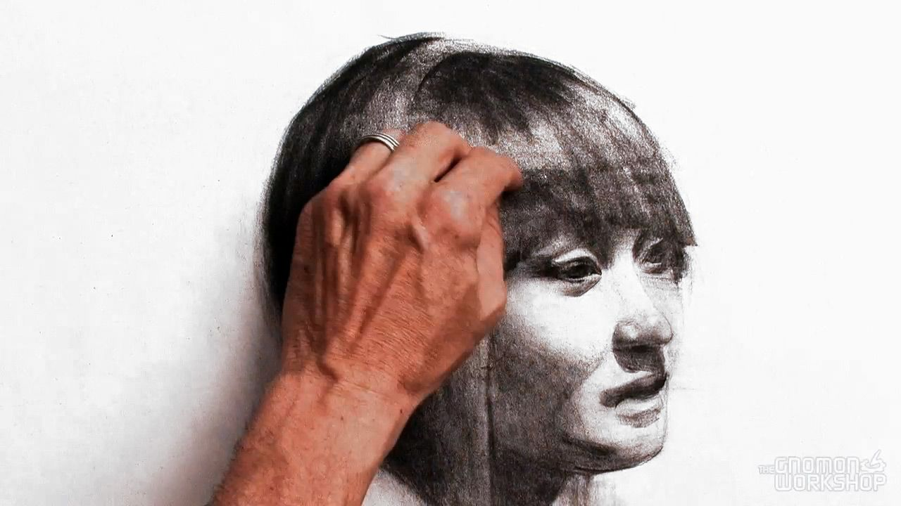 The Gnomon Workshop - Drawing the Female Portrait   Anatomy Female ...