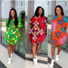 #afrikanischeskleid