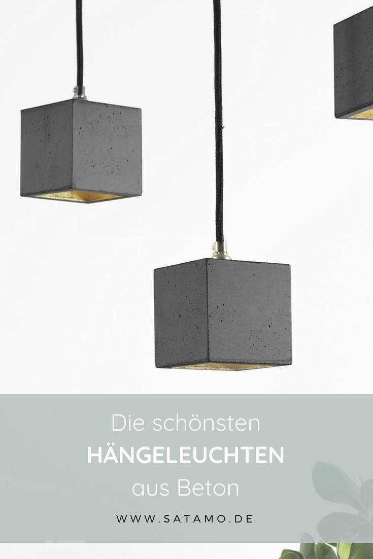Betonlampe Im Modernen Design Jetzt Online Kaufen In 2019 Light It