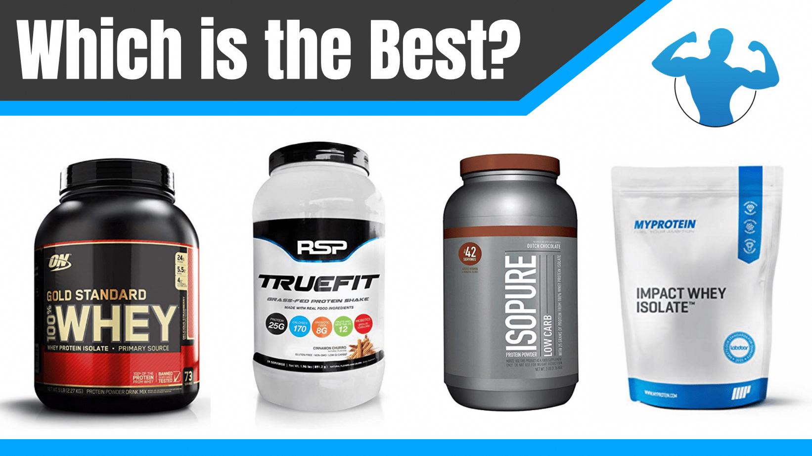Best Whey Protein Powders in 2018 - HeavyLiftz #fitness # ...