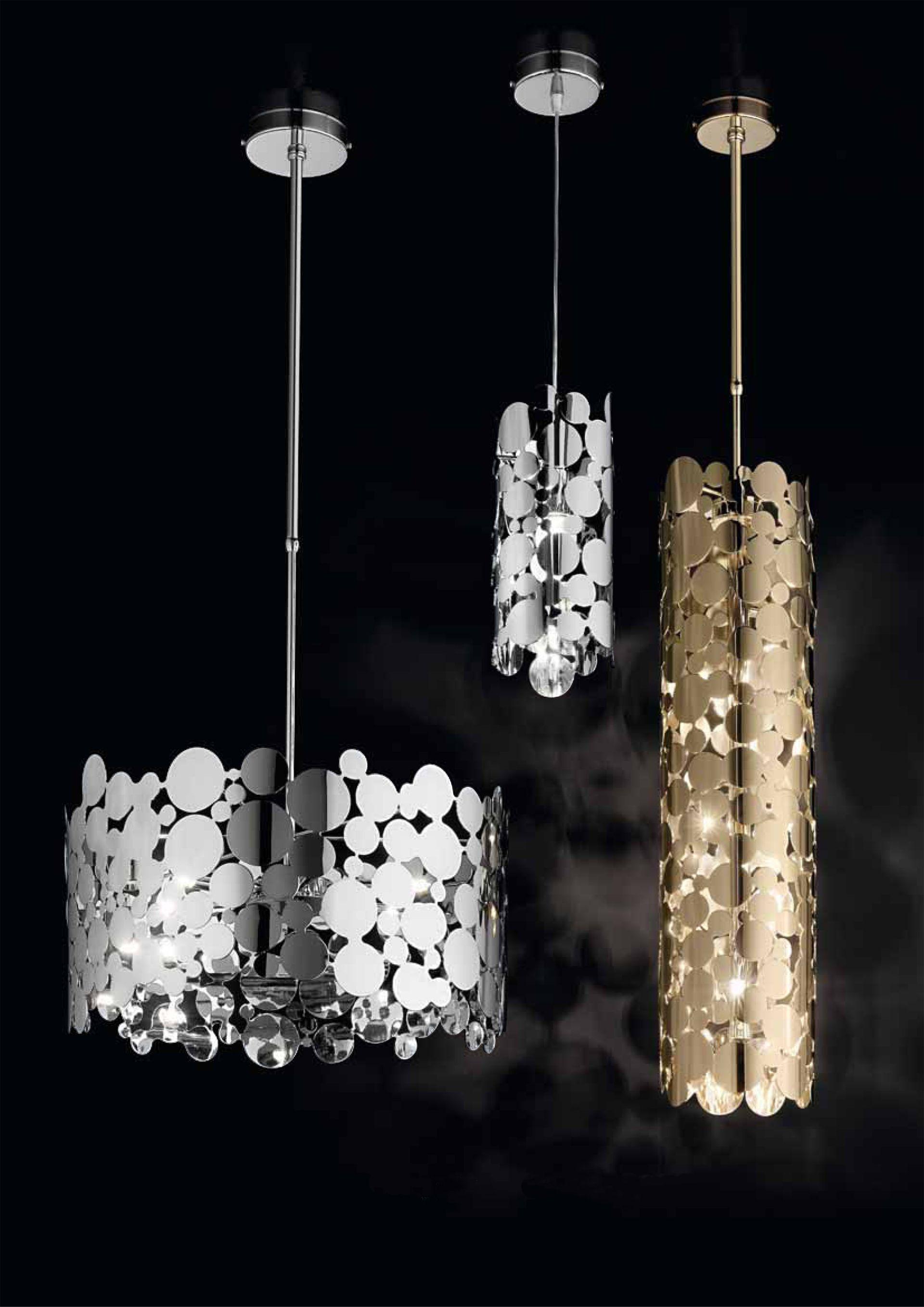 ozdobne lampy wiszące