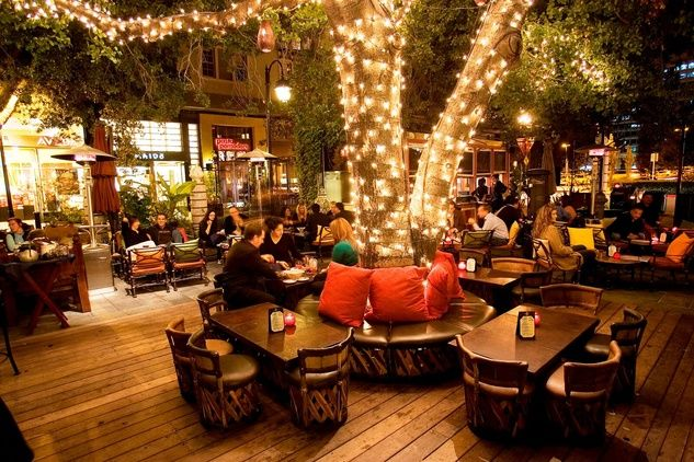 Santana Row Is A Really Fun Place There Are Good Restaurants Amazing Ping And Lower End Stuff Like H M Too Right Across From Valley Fair