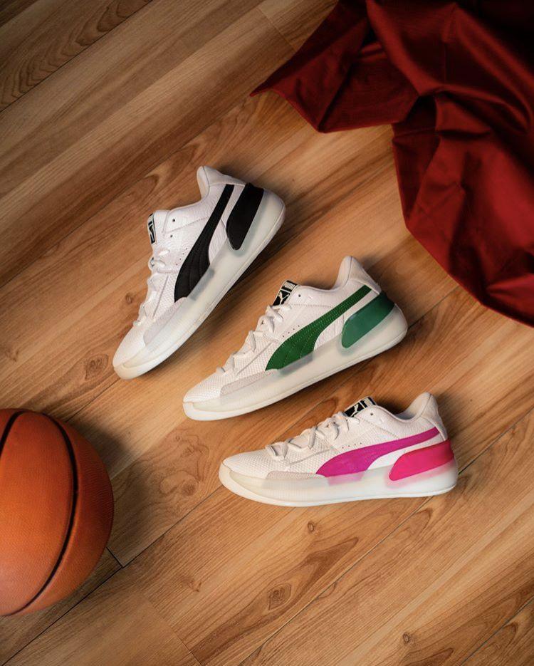 Puma Clyde Hardwood | Custom sneakers