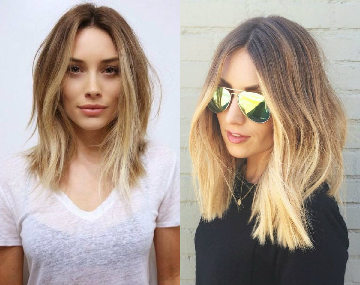 fashionable midlength hairstyles for fall medium hair