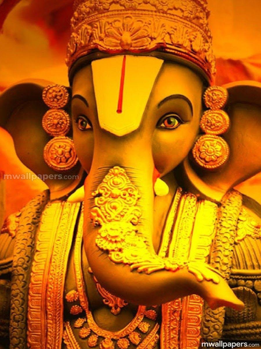Lord Ganesha Best Hd Photos 1080p 14111 Lordganesha Ganapati Vinayagar Pillayar God Hindu Ganesh Wallpaper Lord Hanuman Wallpapers Shiva Wallpaper