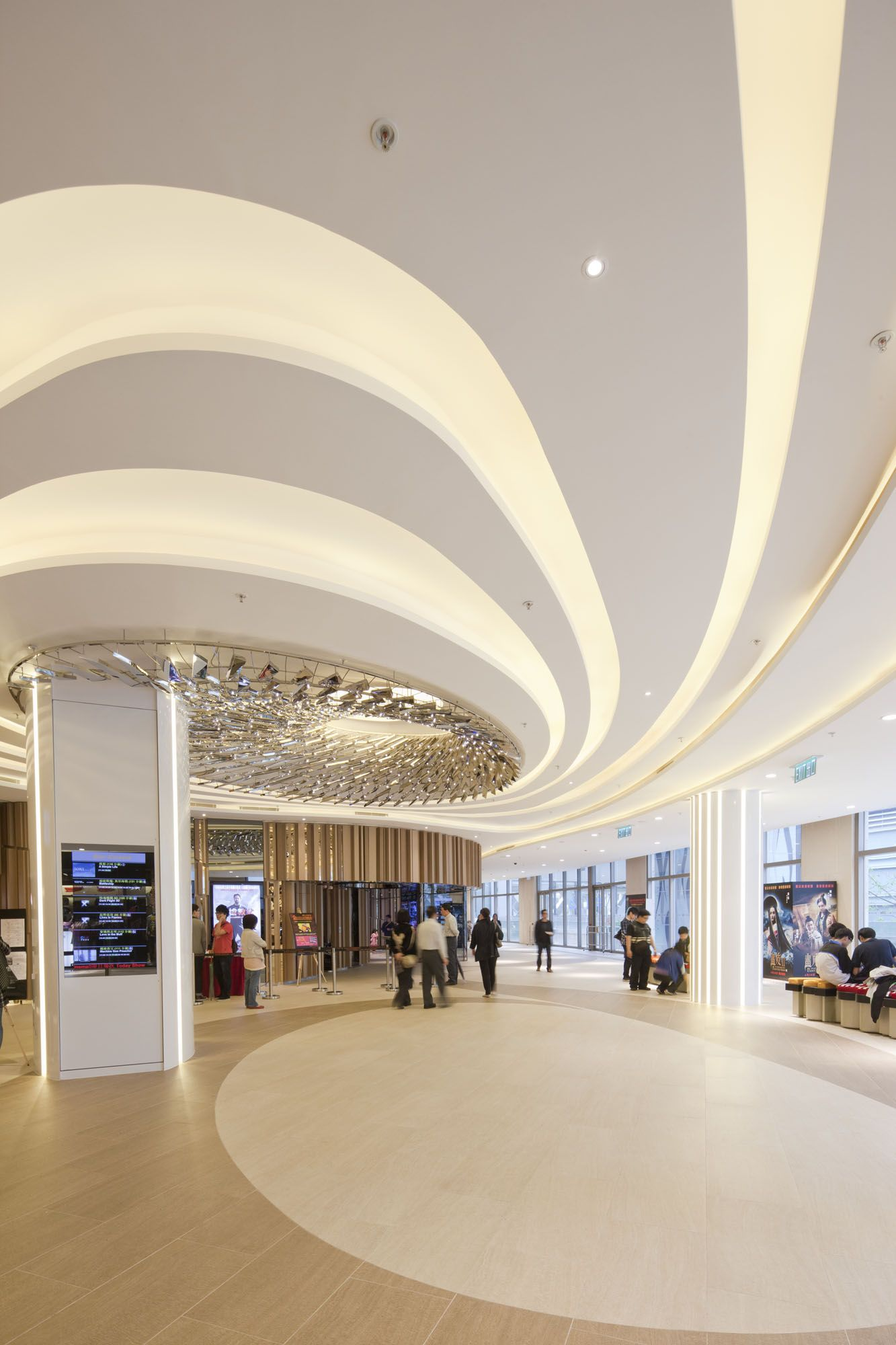 Star Cinema, PopCorn / Location: Hong Kong / By AGC Design