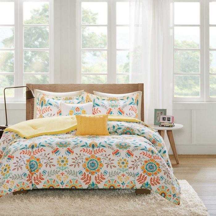 Intelligent Design Nina Comforter Set & Reviews | Wayfair