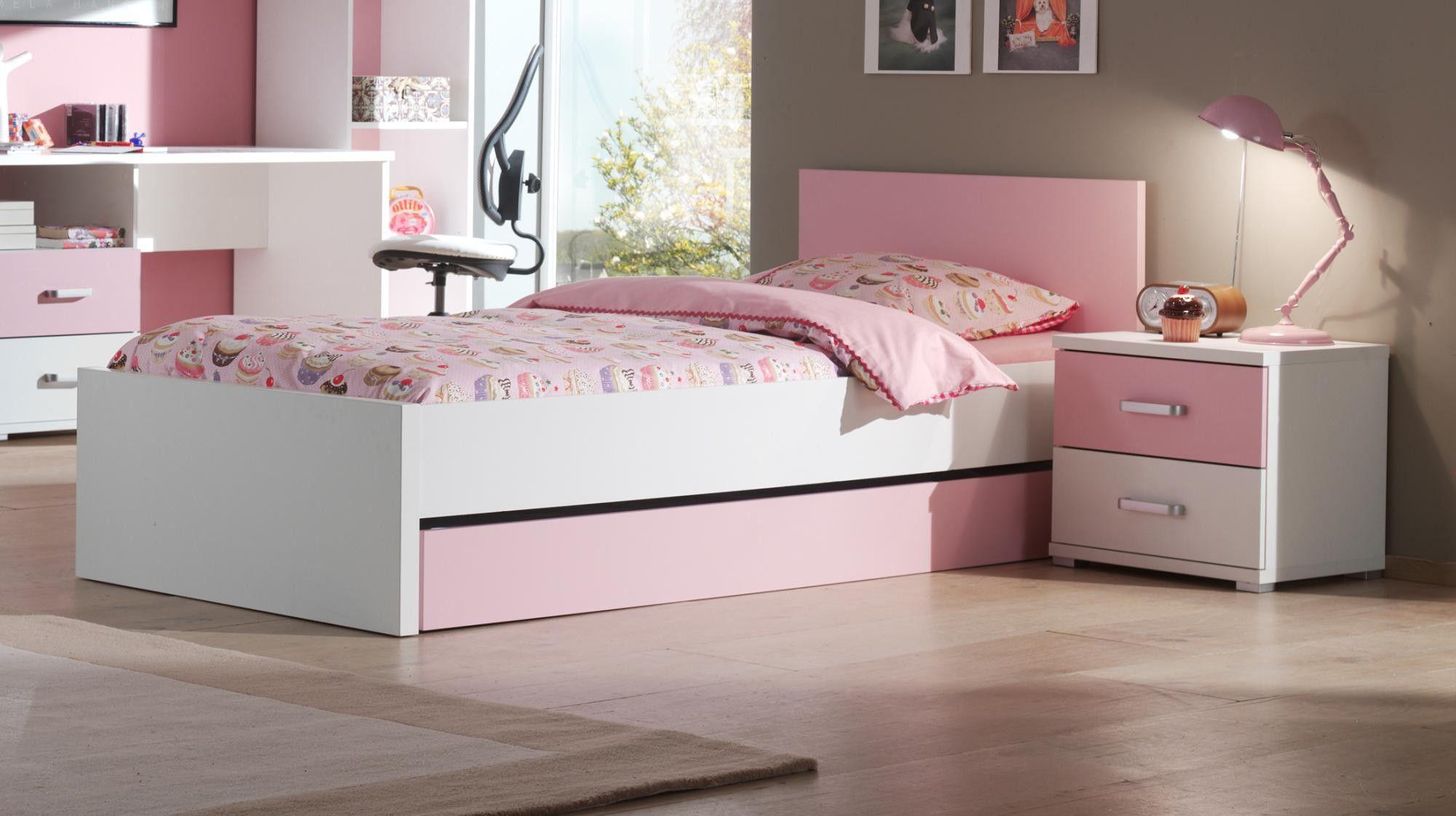 le lit enfant contemporain eglantine apportera une touche moderne et raffine dans la chambre de votre petite fille - Lit Enfant Fille