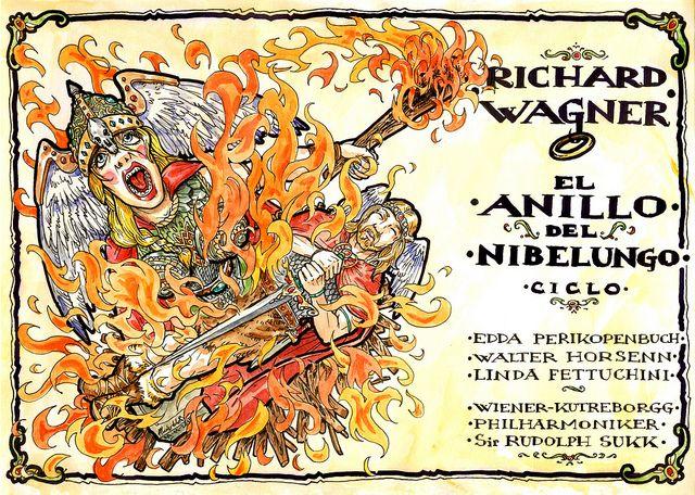 El Anillo del Nibelungo (ciclo)