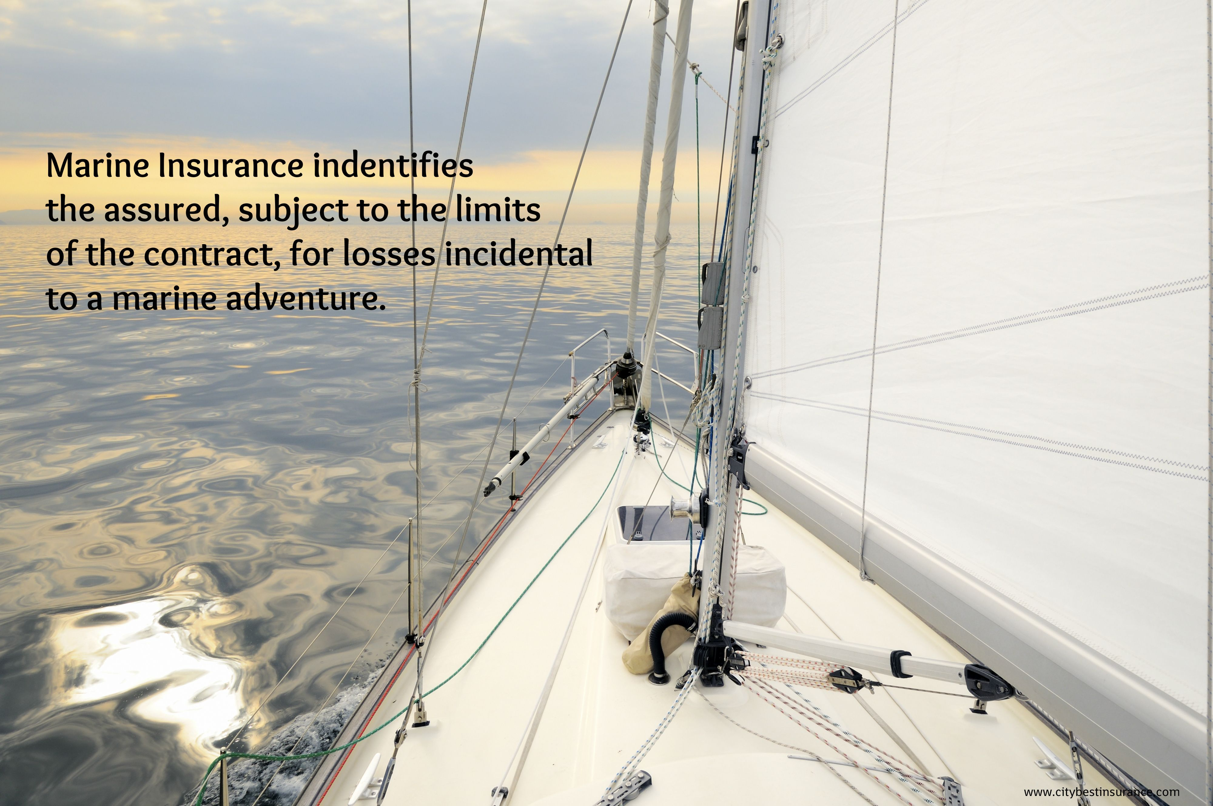 Ship Quotes Marine Insurance Is Very Important Because Through Marine