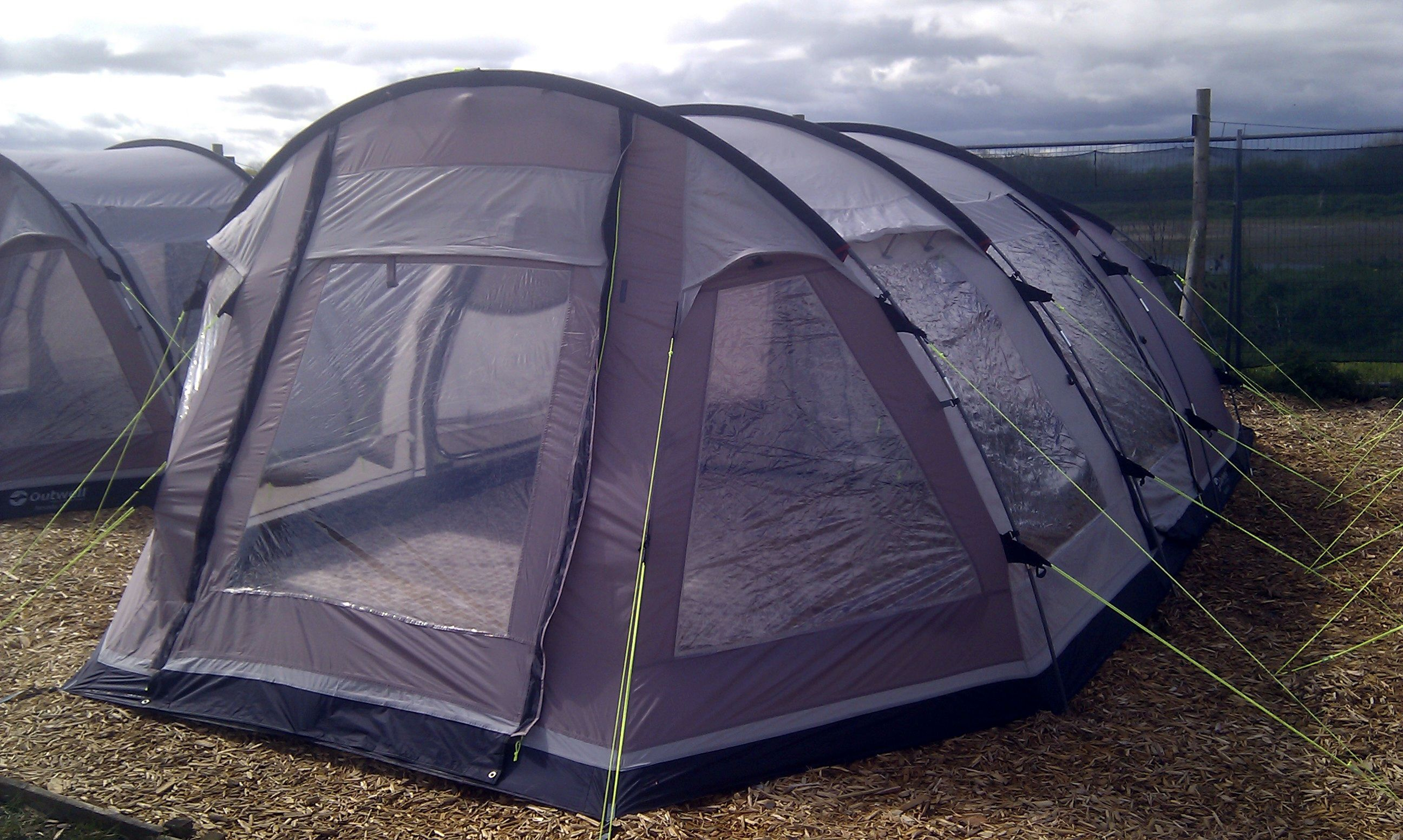 Outwell Nevada XL - #c&ing #tent & Outwell Nevada XL - #camping #tent | Camping | Camping Camping ...