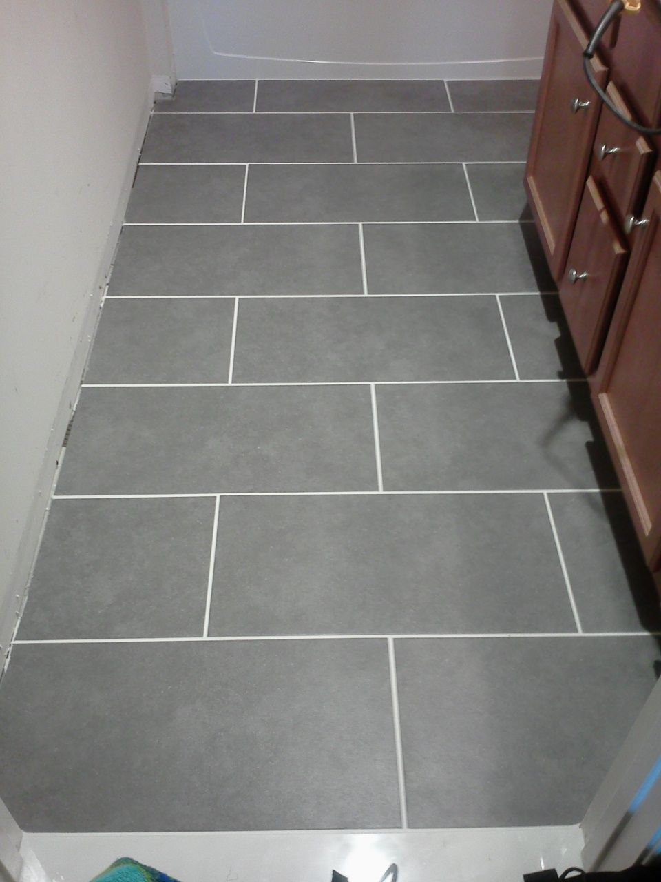 grey floor tiles bathroom flooring