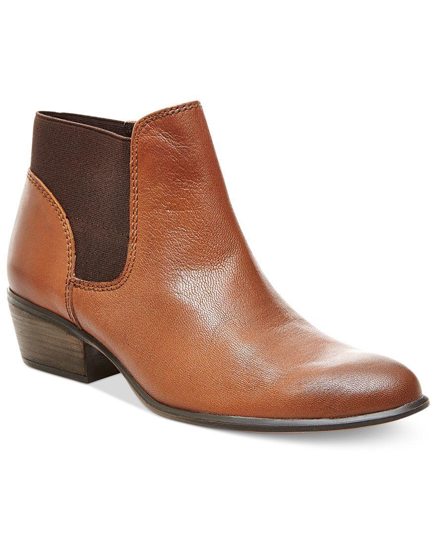 d3f3e083050 Steve Madden Rozamare Gore Booties @ Macy's. 50% off | Shœs | Shoe ...
