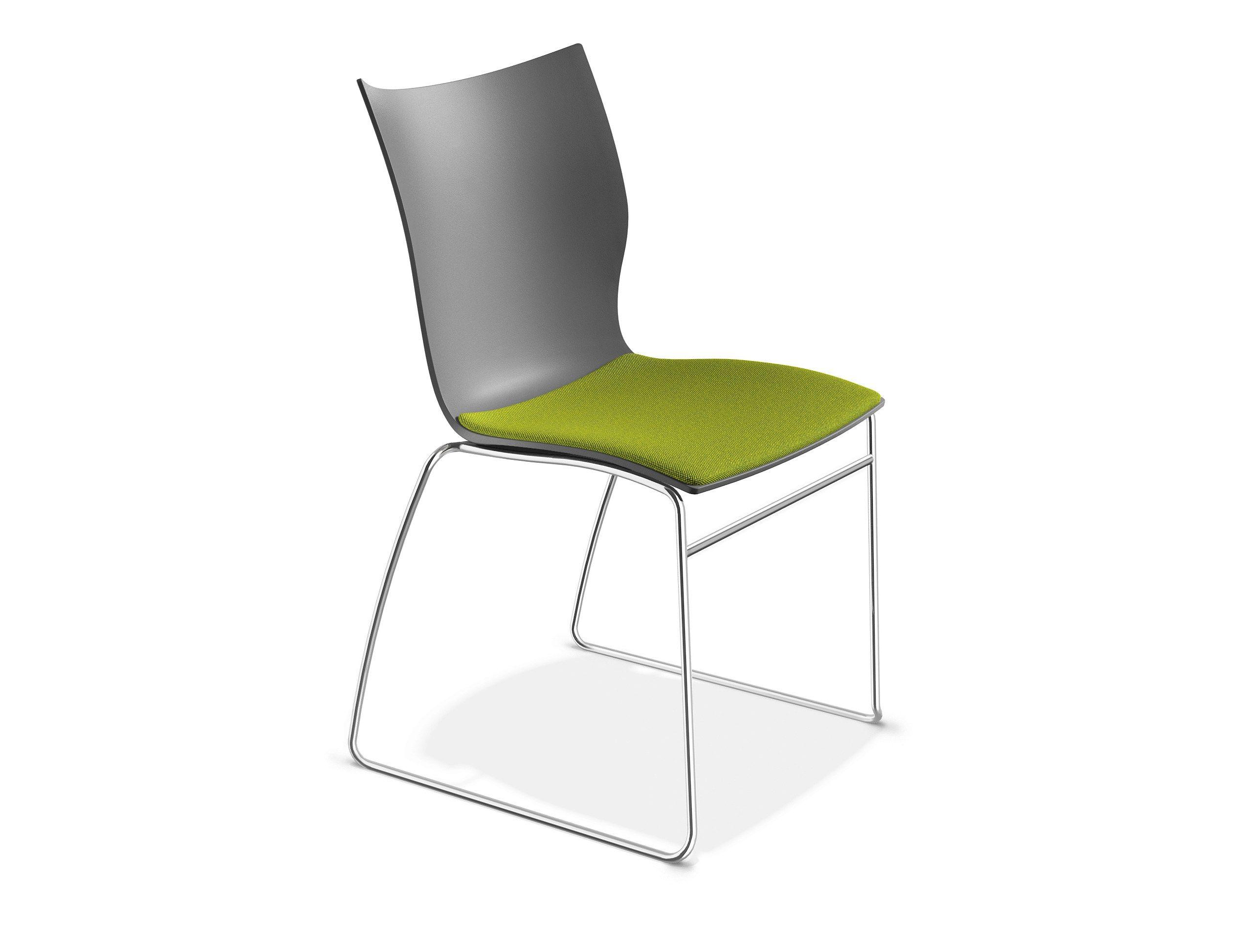 ONYX I Plastic chair by Casala design Kommer Kors