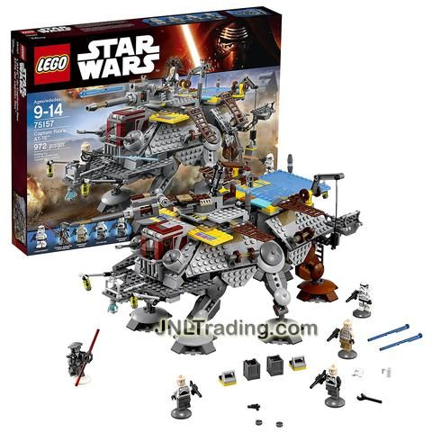 LEGO Star Wars Commander Gregor Minifigure 75157