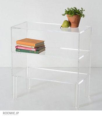 El encanto de los muebles de acrílico - Tendencias Falabella