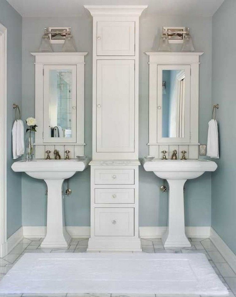 Finest Small Master Bathroom Renovation Ideas Pedestal Sink Bathroom Small Bathroom Sinks Small Bathroom