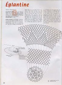 Todo para Crear ... : capelinas en crochet