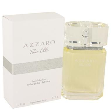 Azzaro Pour Elle by Loris Azzaro Eau De Parfum Refillable Spray 2.5 oz
