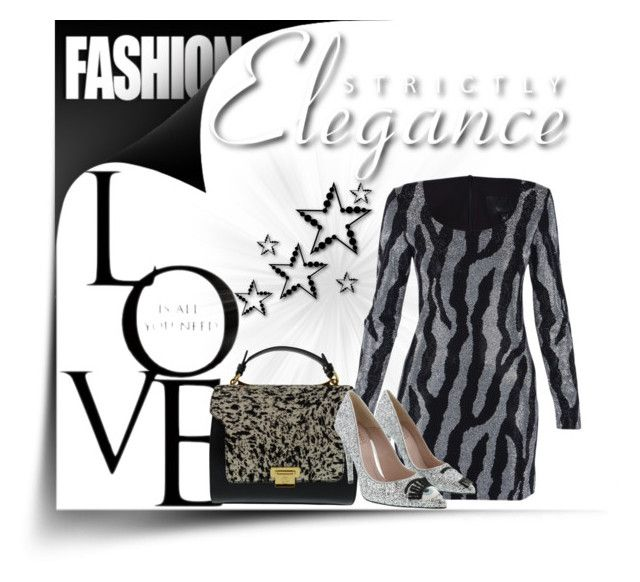 """""""Elegance Style  - Bruna Rosso"""" by selmica11 ❤ liked on Polyvore featuring moda"""