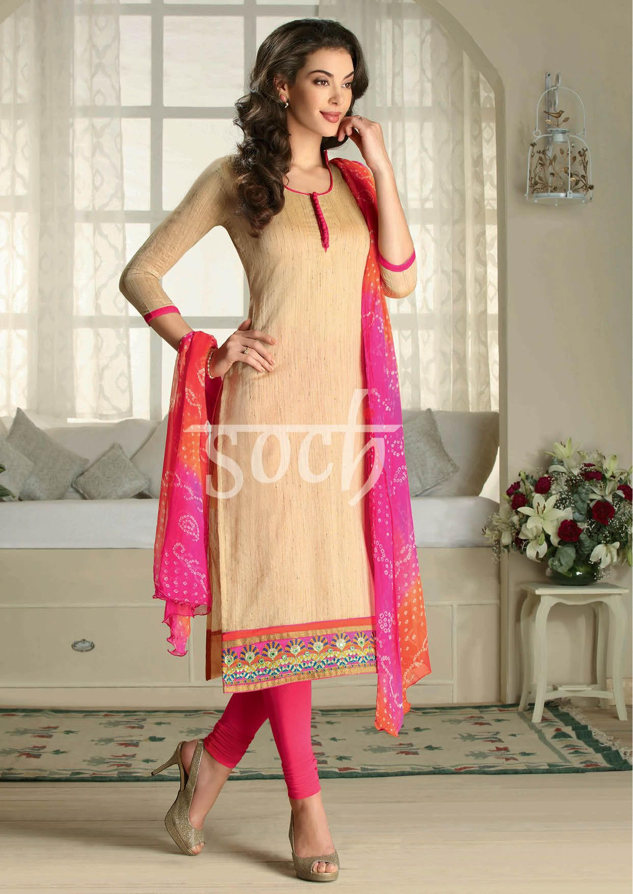 c4451a27c5 Design your salwar in your style #Cuttoyourstyle #Soch   Taamara ...