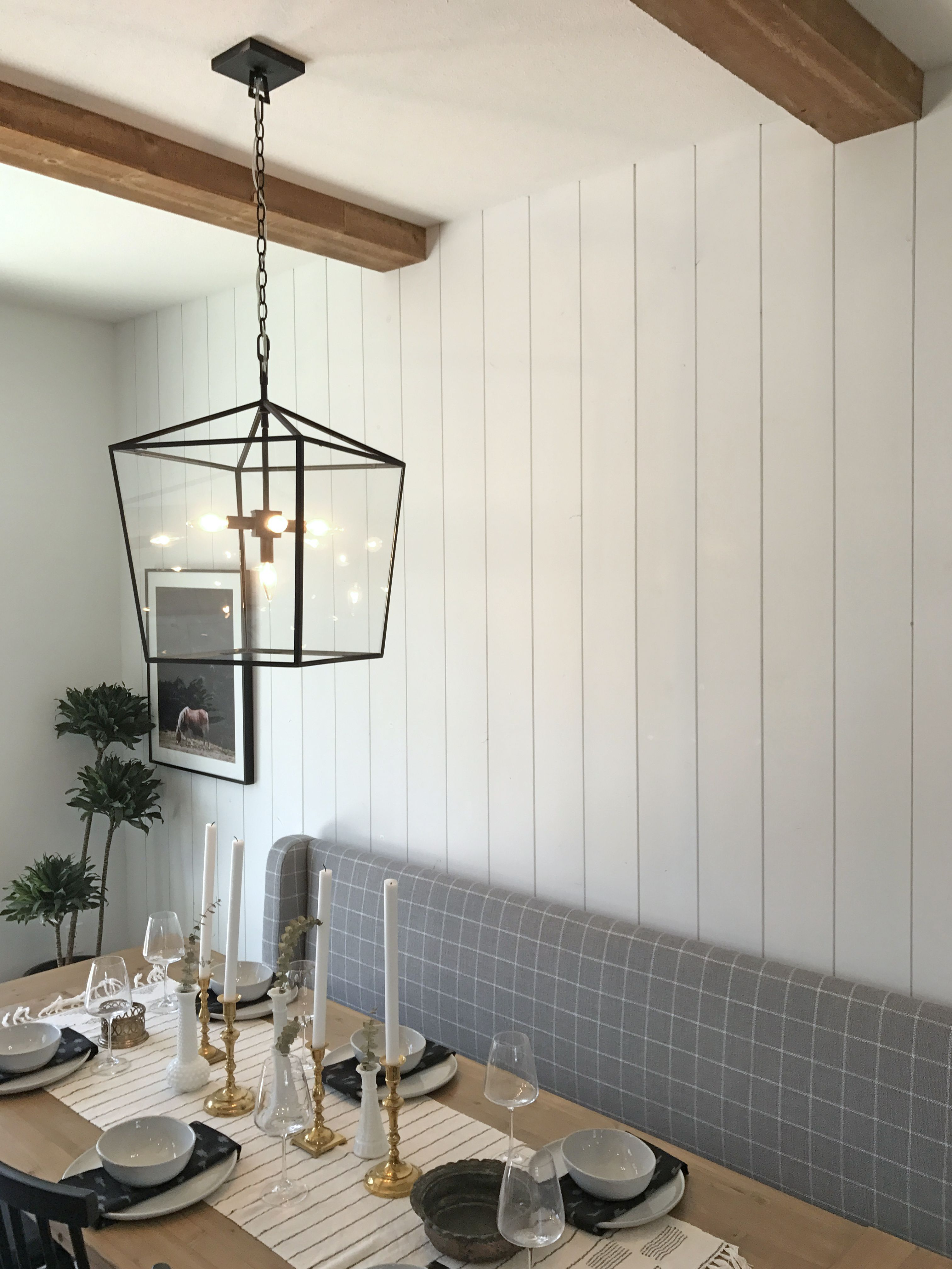 Dining Room Inspiration Dining Room Inspiration Shiplap Accent Wall Interior Design Dining Room
