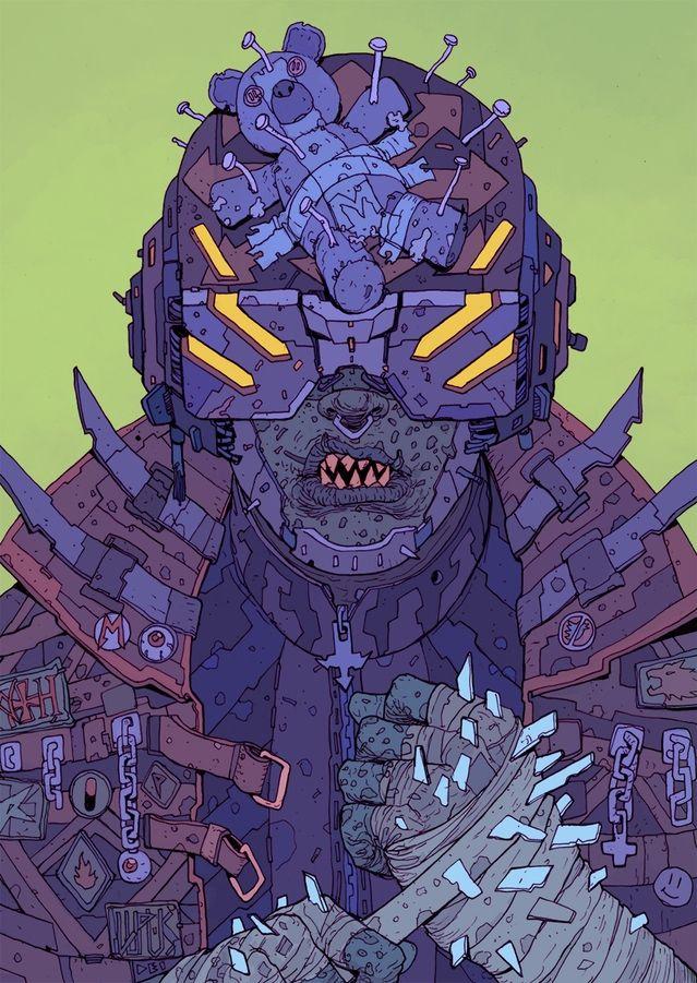 The Future Is Now Volume Two By Josan Kickstarter 0