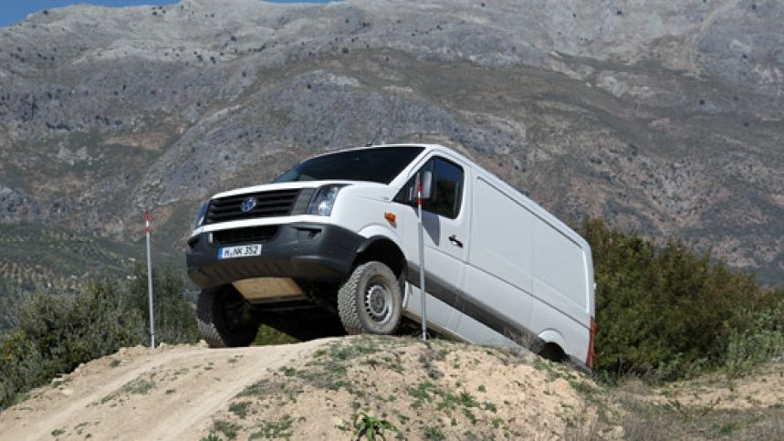 2018 Volkswagen Crafter Redesign, Price and Release Date