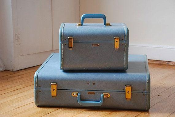 17 Best images about luggage on Pinterest | Suitcase set, Vintage ...