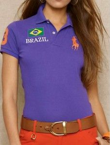 060b22e3ca Camisa Polo Ralph Lauren RL1143