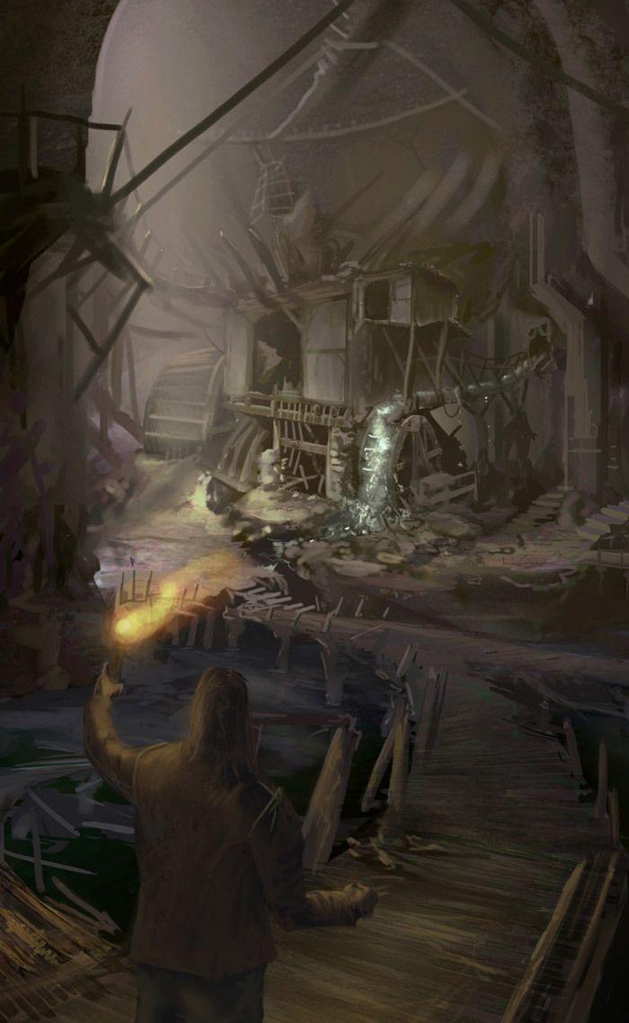 Image Amnesia The Dark Descent Pc 3 Amnesia Horror Video