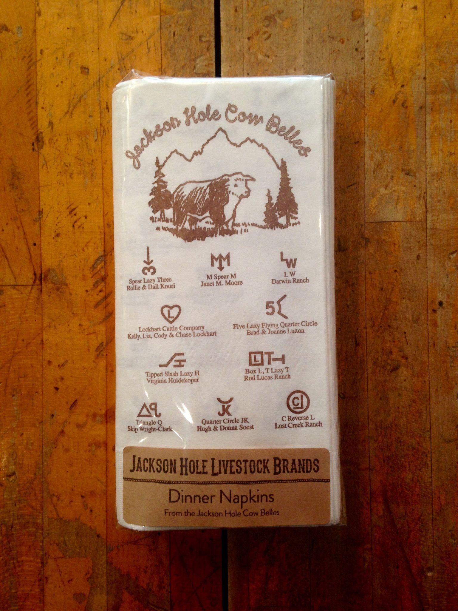 Ranch Brand Napkins