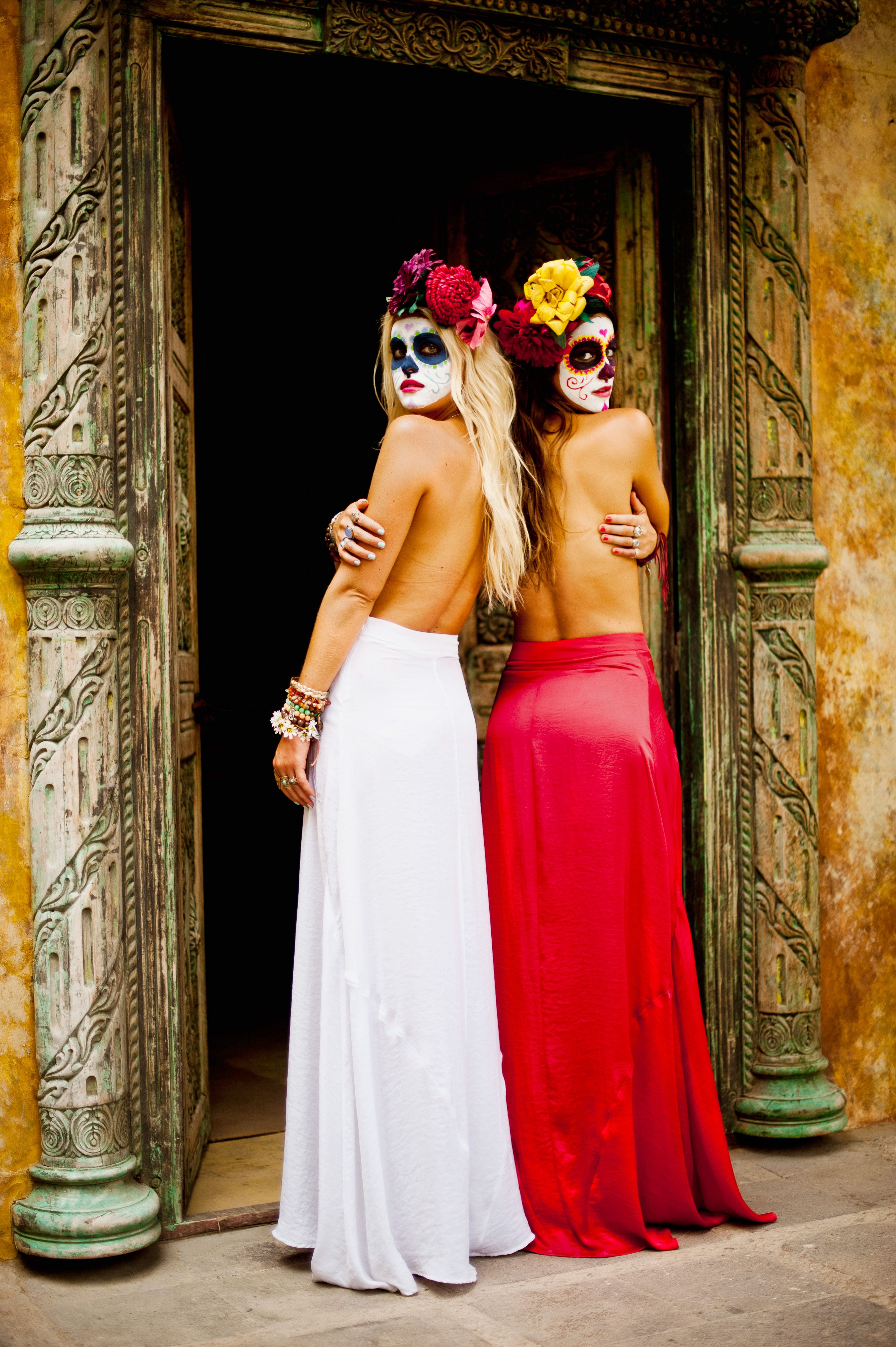 Dia De Los Muertos Costume | Show Me Your Mumu | :: BOO ...