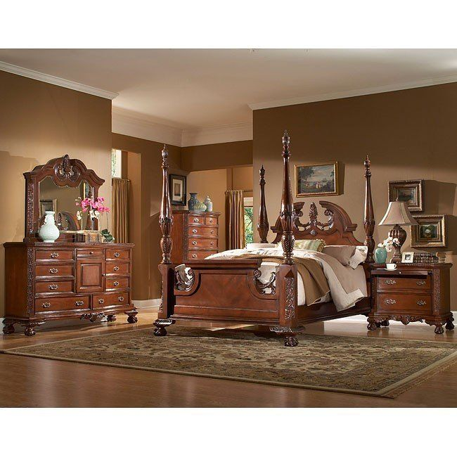 Buckingham Poster Bedroom Set Beds Pinterest Bedroom sets - Poster Bedroom Sets