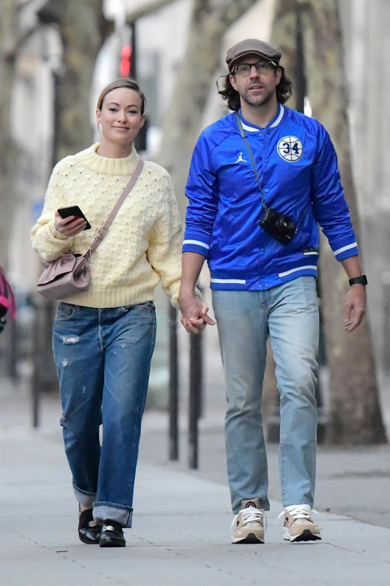 Olivia Wilde And Jason Sudeikis Out In Paris Https Ift Tt 2ondrrc Olivia Wilde Fashion Normcore