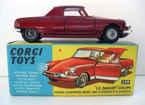 Corgi Toys 259 Citroen Le Dandy