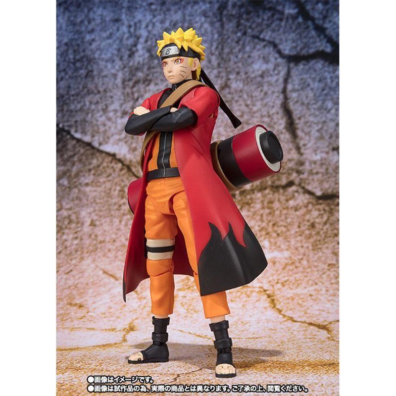Naruto Uzumaki Sennin Mode From Naruto Shippuden Original