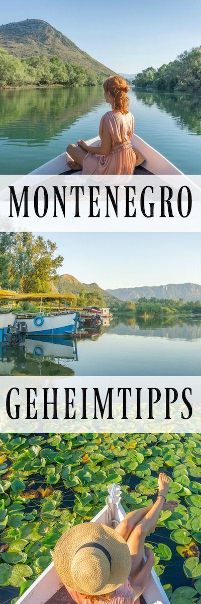 Montenegro Roadtrip: Die schönsten Orte & Geheimtipps zum