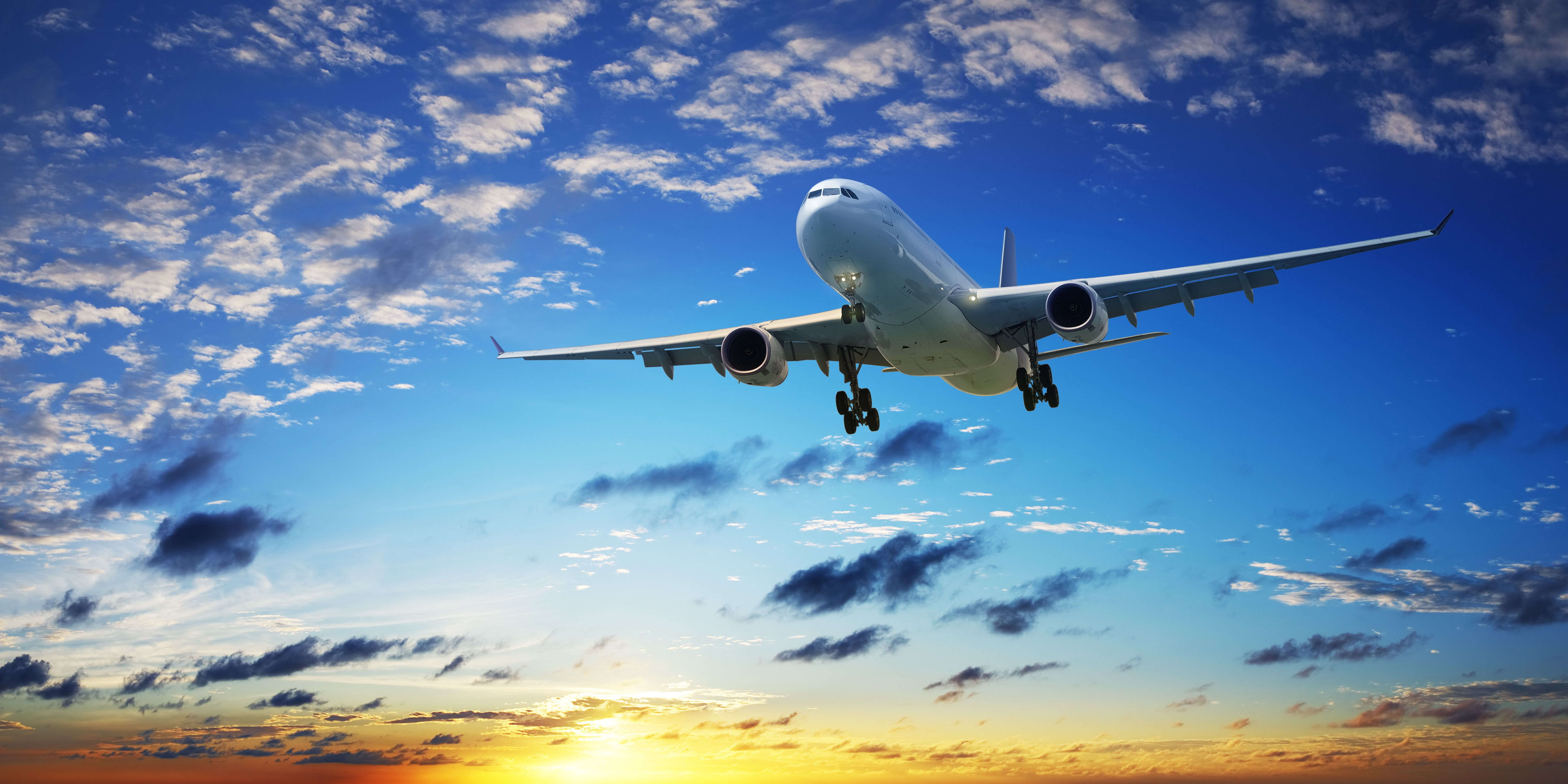Airplane Left Side HD Desktop Wallpaper Love for Aviation