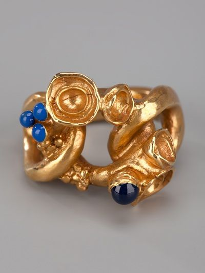 YVES SAINT LAURENT - Arty Intertwined Ring