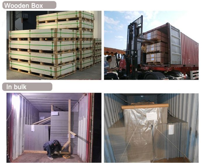 Polyester Pe Aluminium Composite Panel Wood Texture Wooden Boxes Home Decor
