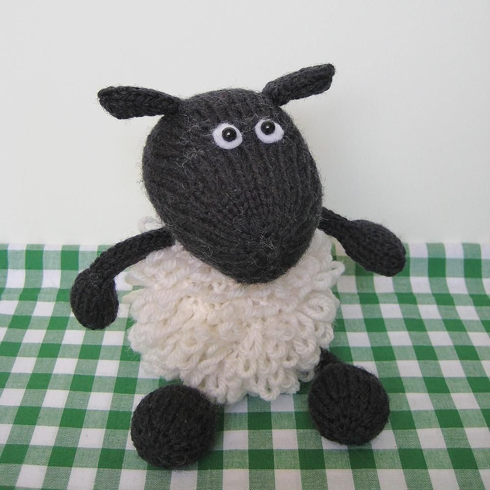 Loopy sheep toy animal knitting pattern pdf knitted toys pinterest loopy sheep toy animal knitting pattern pdf bankloansurffo Gallery