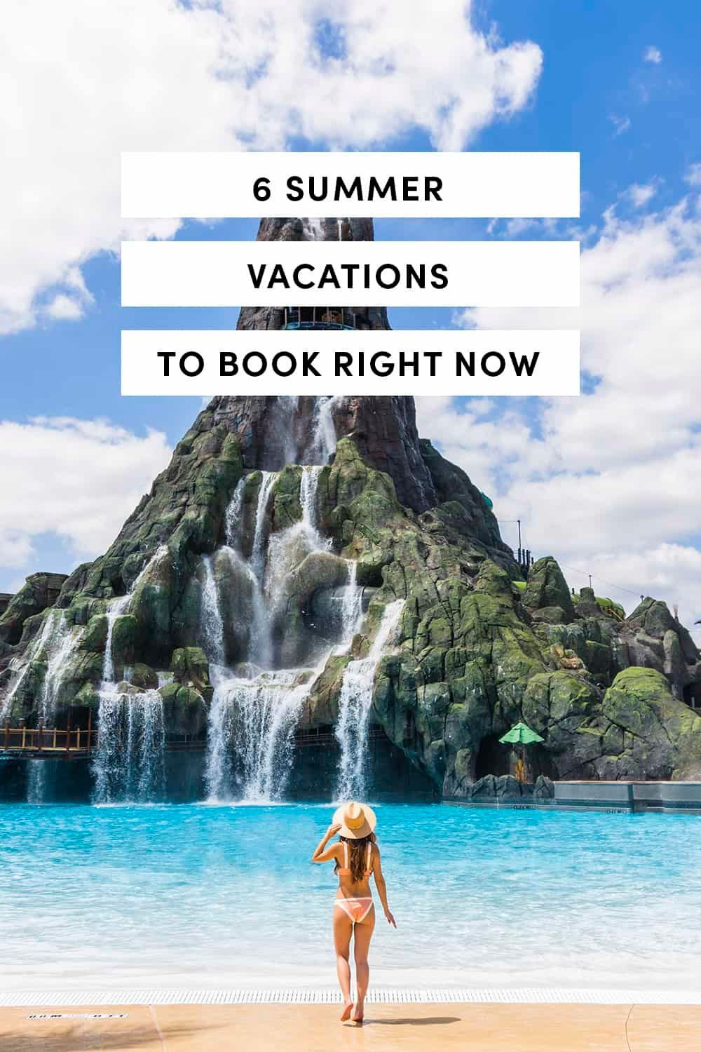 6 Summer Vacations To Book Right Now In 2021 Best Summer Vacations Florida Travel Guide Mexico Travel Guides